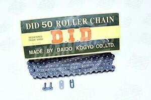 EK Chains 530 x 100 Links SR HD Standard Series  Non Oring Natural Drive Chain