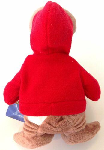 "Extra Terrestrial Red Sweatshirt Plush Toy New Universal Studios 9/"" E.T"