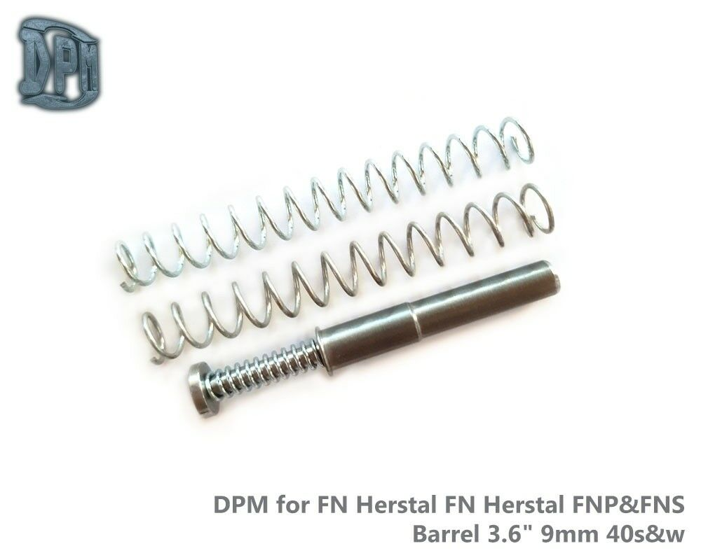 Dpm Recoil ROTuction Spring FN Herstal FNX Barrel 4