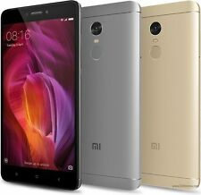 Xiaomi Redmi Note 4 ( 4G LTE , 64 GB + 4 GB RAM ) GOLD / BLACK