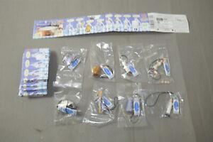 Ratatouille-Yujin-Figure-8-Varie-Completo-Set-Originale-Rimorchio-Disney-K89-G