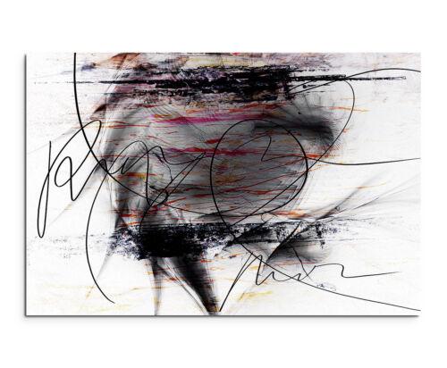 abstraktes modernes Leinwandbild Paul Sinus modern XXL Abstrakt/_1192/_120x80cm