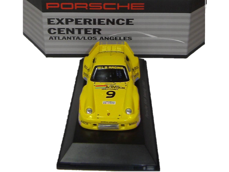 Museo Porsche 934 Sebring 1983 Experience Center atlanta/l.a. Spark Spark Spark 1/43 83084b