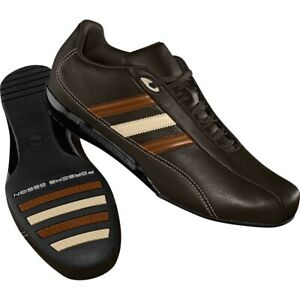 Details about Adidas Mens Shoes Porsche Design Drive S2 TYP 64 Brown Bounce Originals G44162