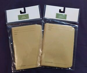 NEW-30-Pieces-Seed-Packets-Blank-Seed-Envelopes-Empty-Seed-Brown-Bags-Records