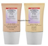 Revlon Youth Fx Fill + Blur Foundation Choose Your Shade Delightful Beauty