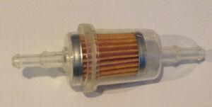 Filtre à essence universel moteur < 2000cm3 durite < 6-8mm - Plastimo