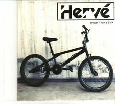 (DR279) Herve, Better Than A BMX - 2012 DJ CD
