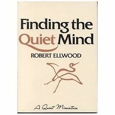 Finding the Quiet Mind (A Quest Book)-ExLibrary