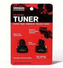 D'Addario - Planet Waves Tuner  NS Micro Headstock  Twin Pack  2 tuners