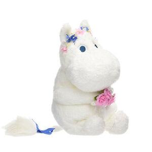 Moomin Plush Doll S Size 22cm Stuffed Plush Doll Toy Sekiguchi New Japan