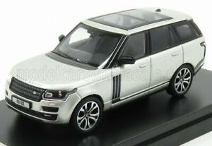 LCD-MODEL 1/64 LAND ROVER   RANGE SV AUTOBIOGRAPHY DYNAMIC 2017   CHAMPAGNE