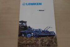 158063) Lemken Walzen Prospekt 03/2012