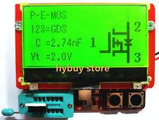 Component Tester Transistor Diode Capacitor ESR Meter Mosfet NPN PNP Inductor