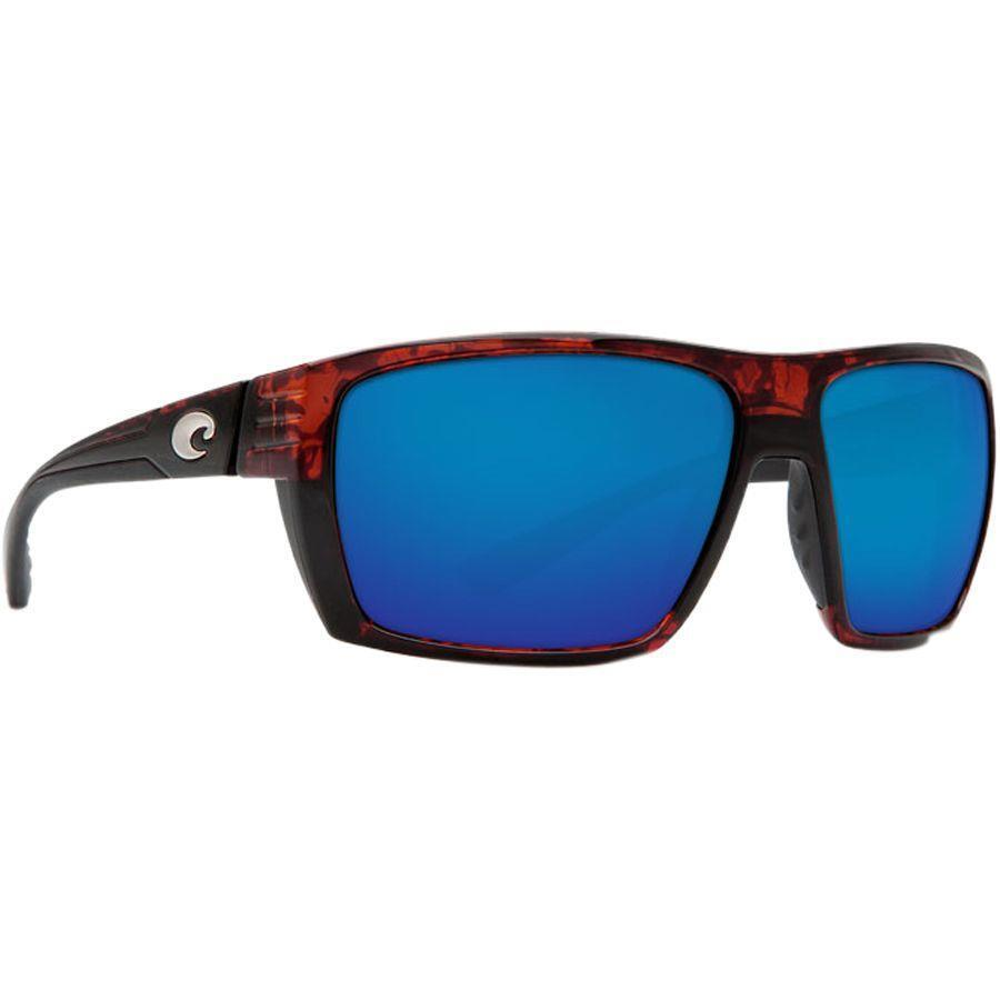 3e9a6d63ff4ca New Costa del Mar Hamlin Polarized Sunglasses Tortoise bluee Mirror 580P  Fishing