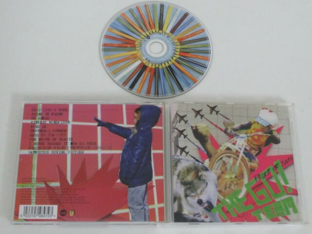The Go! Team / Proof of Youth (M11048472) CD Album