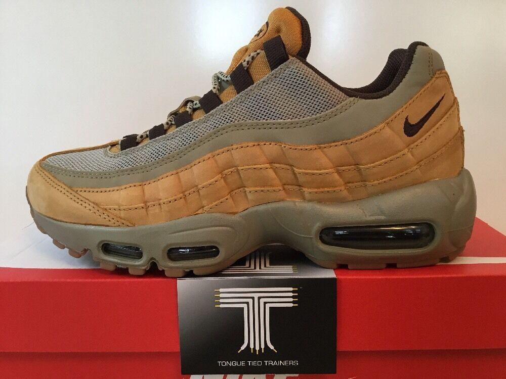 Nike Air Max 95 ~ Winter ~ 880303 700 ~ 95 U.K. Size 4 ~ Euro 37.5 aa98db