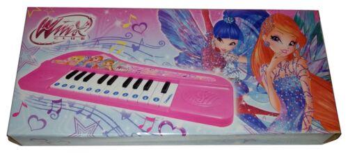 Winx Club Tastiera Piano 08HWC014