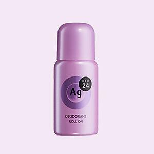 Shiseido-Ag-deo-24-Medicate-Armpit-Deodorant-roll-on-40ml-Fresh-Savon-Japan-N60E