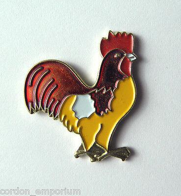 Small Farm Animal BirbBird ChickenHen 1.25 Inch Soft Enamel Pin