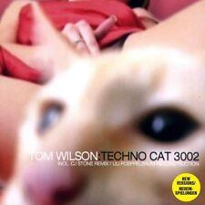 Tom Wilson Techno cat 3002 (#zyx9650) [Maxi-CD]