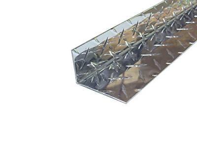 3003 UAAC Aluminum Diamond Plate Angle .062 x 1.5 x 5.5 x 48 in 4pcs