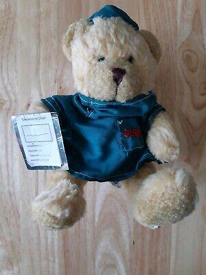Il Teddy Bear Collection Sabastin Il Chirurgo Con Etichette-mostra Il Titolo Originale Vendita Calda 50-70% Di Sconto