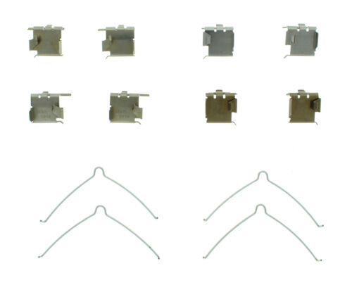 Disc Brake Hardware Kit Front Centric 117.44050 fits 97-01 Toyota Camry