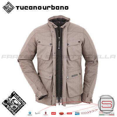 COMPLETO PIOGGIA TUCANO 564 URBANO SET DILUVIO REX kit giacca pantalone  TG L