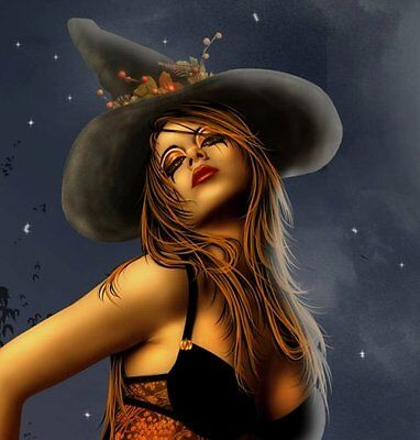 Halloween Decoration Ghosts Goblins Pumpkin Scary Zombies FRIDGE MAGNET #25