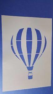 Details Zu 702 Schablonen Heißluftballon Wandtattoo Möbel Stencil Airbrush Wanddekoration