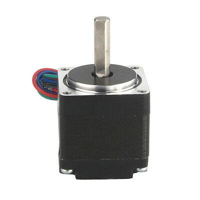28step Stepper Motor Nema 11 28mm 4-wire 6.5Nm 0.8A 10oz-in Bipolar For 3D Print
