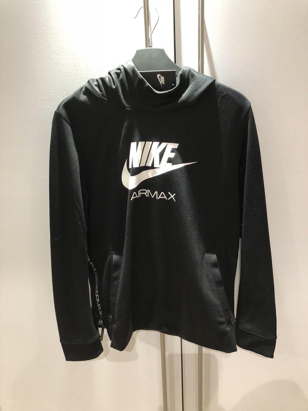 Fiúk Nike Air max Poly Hoodie XL
