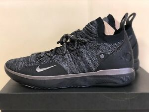 f76b2541437 Nike KD 11 Twilight Pulse AO2604-005 Black Grey KD11 Mens Basketball ...