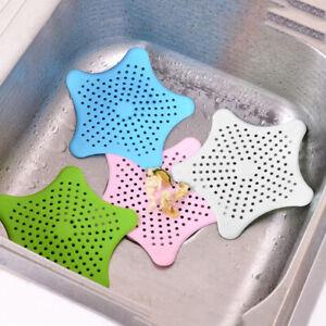 Am-Star-Silicone-Bath-Kitchen-Waste-Sink-Strainer-Hair-Filter-Drain-Catcher-Cov