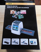 NEW OLD STOCK SVP FS1700 STAND-ALONE NEGATIVE AND SLIDE SCANNER COMPLETE IN BOX