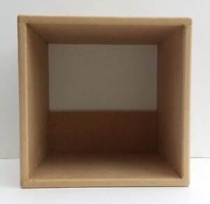 Image Is Loading 12 034 Vinyl Record Storage Cube