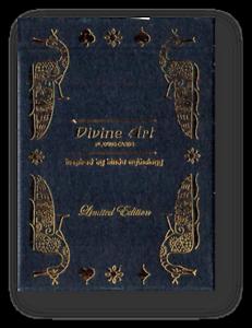 Divine Art Playing Cards Poker Spielkarten Limitierte Auflage !!!!