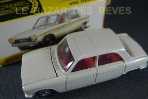Dinky Toys Espagne. Peugeot 204. Ref: 510. Boite.