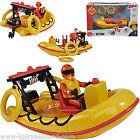 Simba Toys Feuerwehrmann Sam Neptune Boot mit Figur 109251660