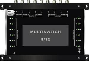 MULTISWITCH-CENTRALE-9-12-DISEQC-1SAT-1TER-MULTISCHALTER-12-RECEIVERS