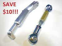 Ducati 1198s Lowering Link Links Kit Adjustable Kickstand Combo 2009 2010 2011