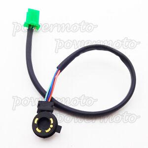 5 wire gear position sensor 50 70 90 110cc 125cc dirt pit bike go rh ebay com Pit Bike Engine Pit Bike Parts