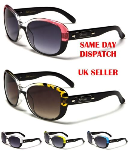 Giselle Designer Oversized Oval Womens Ladies Girls Sunglasses 100/%UV400 22050