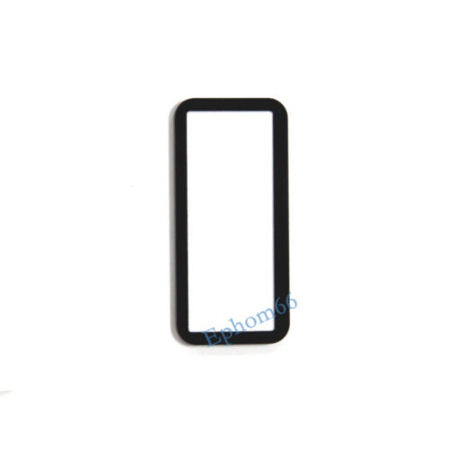 Top Small Glass LCD Screen Protector Window Optical Glass For Canon 30D Camera