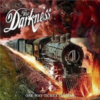 THE DARKNESS - One Way Ticket To Hell... And Back! CD