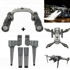 Increased-Landing-Gear-with-Night-lights-LED-Kit-For-DJI-MAVIC-2-PRO-Drone