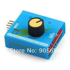 Multi Servo Tester 3CH ECS Consistency Master Checker Speed Controler CCPM D1