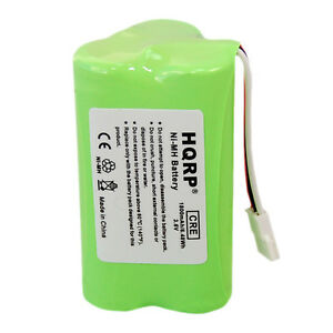 HQRP 1800mAh Battery for Logitech S315i Z515 S715i ...
