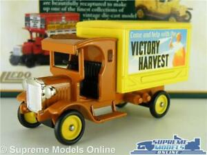 Intelligente Dennis Truck Lorry Van Model Victory Harvest 1:64 Scale Approx Lledo Days Gone K